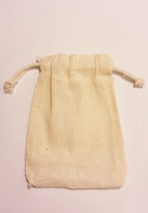 Drawstring Wash Bag