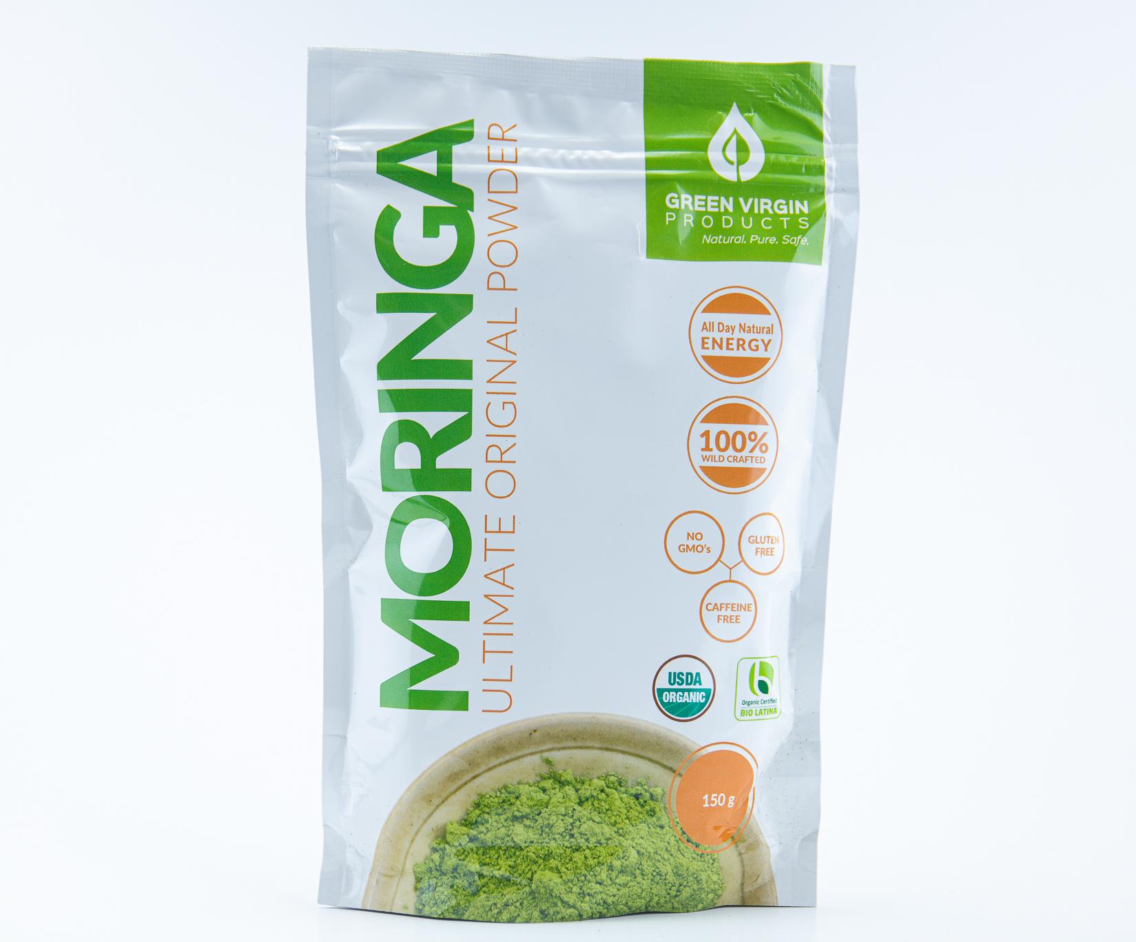 150 Gram Moringa Ultimate Original Powder