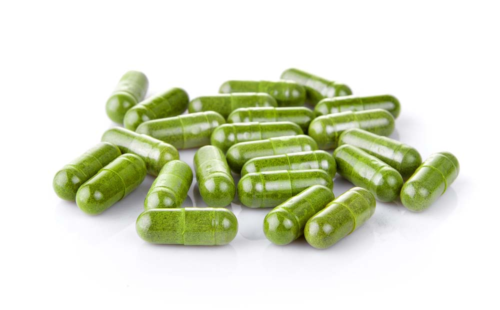 Best Moringa Powder Capsules